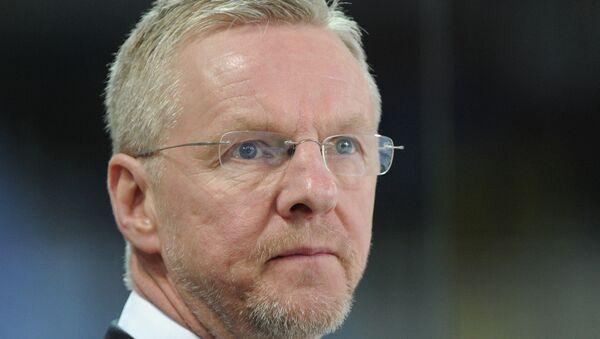 Главный тренер взрослой сборной Финляндии Кари Ялонен. Архивное фото