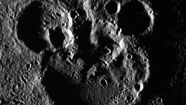 Кратер Дисней на Меркурии
