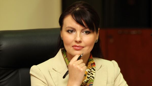 Глава МИД ПМР Нина Штански. Архивное фото