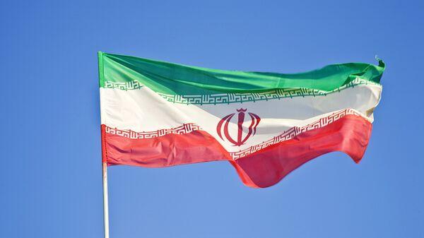Флаг Ирана. Архивное фото