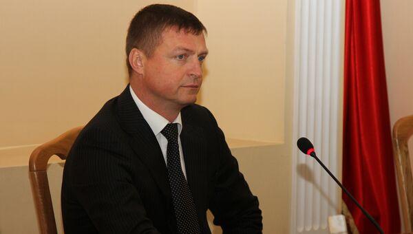 Глава Администрации города Смоленска Николай Алашеев