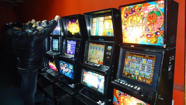 Подпольное казино в Томске, архивное фото