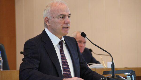 Глава Адыгеи Аслан Тхакушинов. Архивное фото