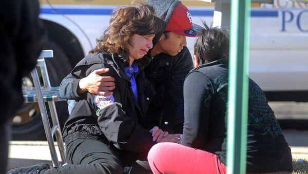 Освобождение заложников в Колорадо