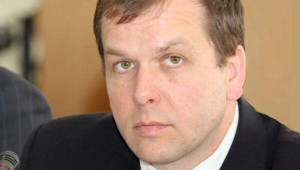 Бывший депутат заксобрания Вологодской области Евгений Доможиров