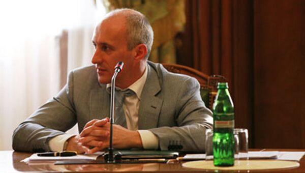 Глава Национального банка Украины Игорь Соркин