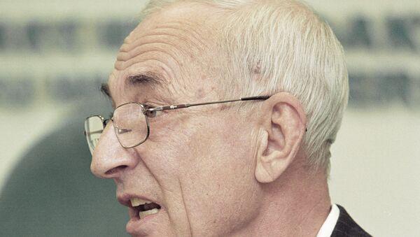 Адвокат Юрий Шмидт. Архив