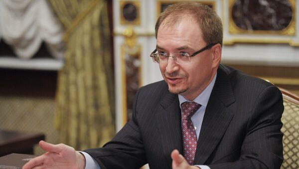 Ректор Санкт-Петербургского государственного университета Николай Кропачев. Архив