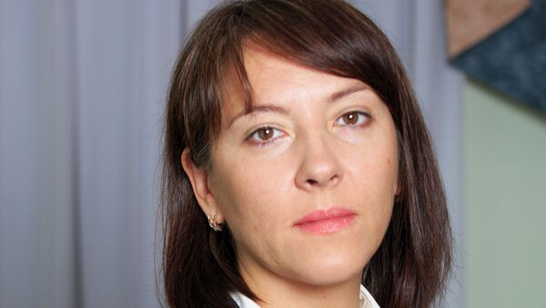 Председатель правления Международной Системы Денежных Переводов Migom Наталья Карачевцева