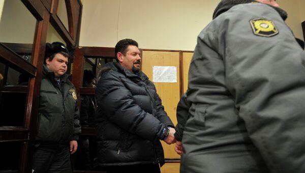 Арест Зампрефекта ЮАО Москвы Олега Малинина