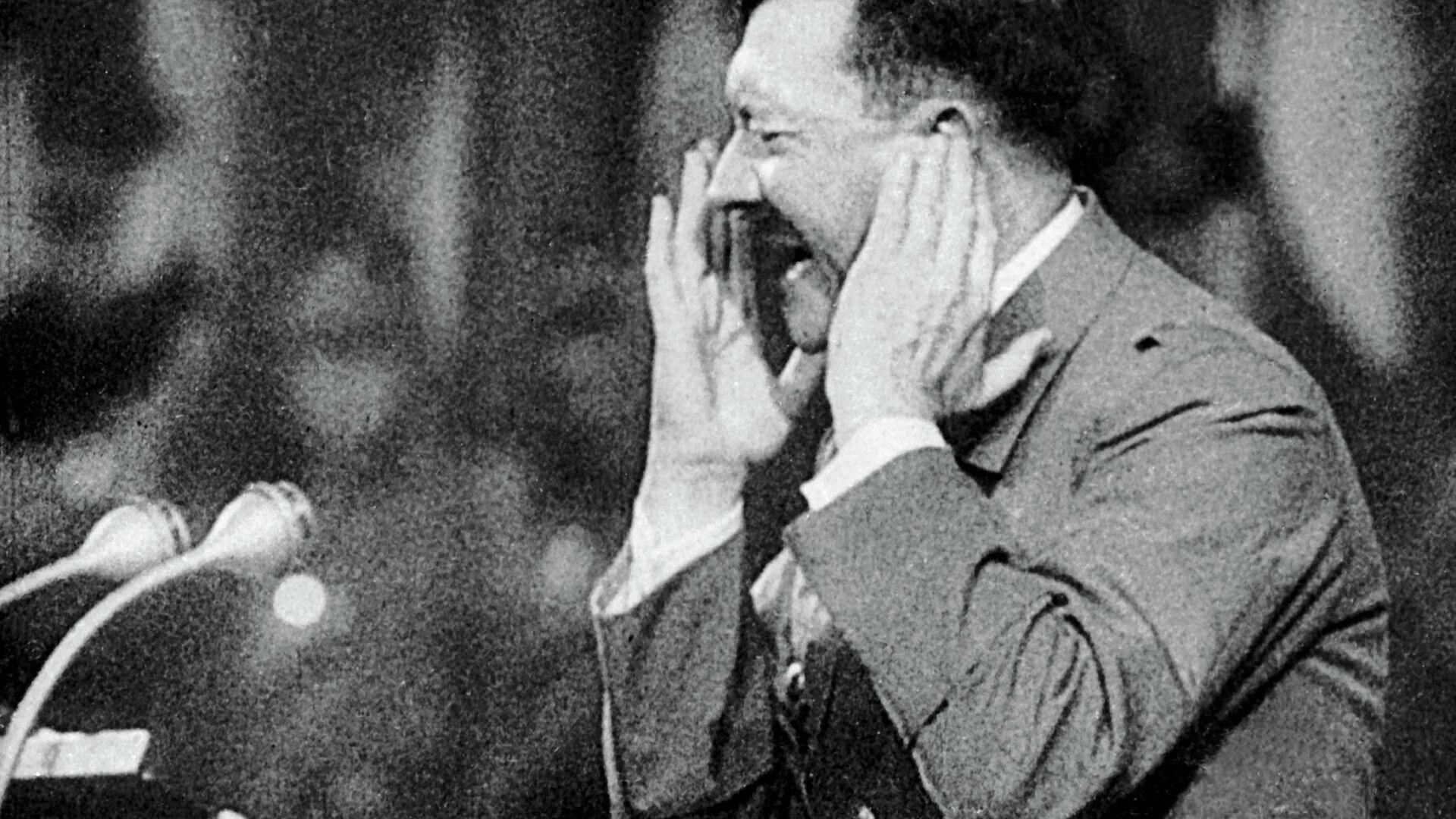 Адольф Гитлер - РИА Новости, 1920, 20.07.2020