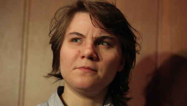 Екатерина Самуцевич. Архивное фото