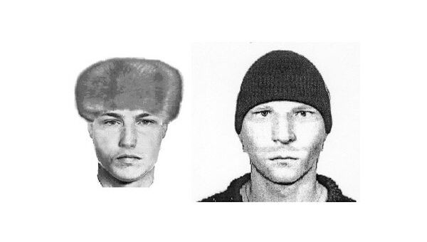 Фоторобот предполагаемого похитителя восьмилетней Василисы Галицыной