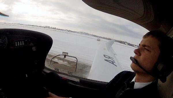 Мне бы в небо: как готовят будущих гражданских летчиков
