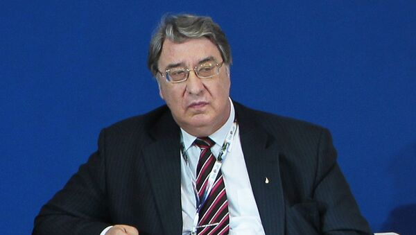 Геннадий Райкунов. Архивное фото