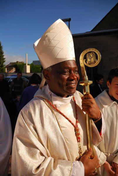 Кардинал из Ганы, председатель папского совета Справедливость и мир Питер Тарксон