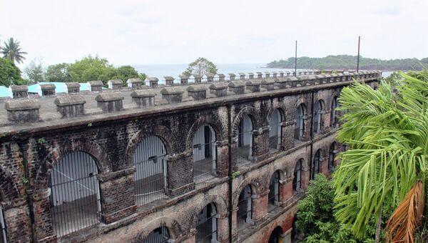 Сотовая Тюрьма в городе Порт-Блэр