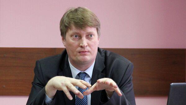 Руководитель костромского УФАС Олег Ревельцев