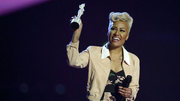 Эмели Санде стала обладательницей премии Brit Awards в двух номинациях