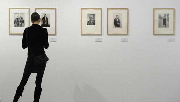 Открытие XIII Биеннале Мода и стиль в фотографии