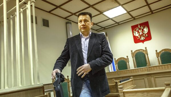 Рассмотрение жалобы экс-командира Стрижей Валерия Морозова. Архив