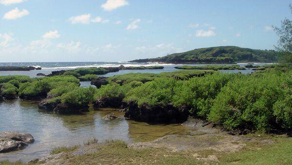 Остров Гуам. Архив
