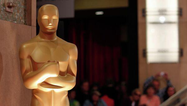 Подготовка к церемонии вручения премии Оскар