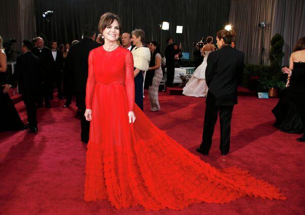 Салли Филд в платье Valentino на 85-й церемонии вручения премии Оскар