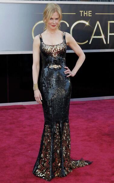 Николь Кидман на 85-й церемонии вручения премии Оскар