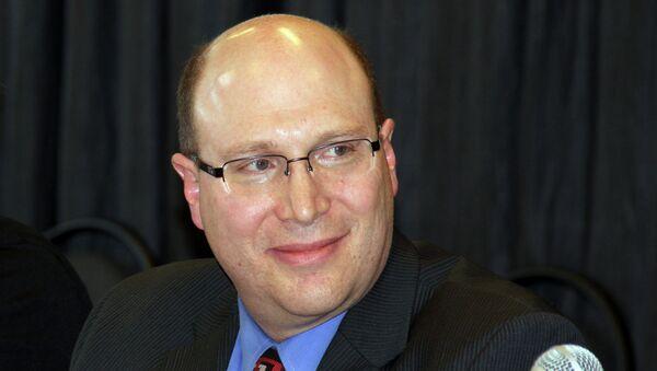Заместитель министра-советника по политическим вопросам Посольство США в Москве Говард Соломон