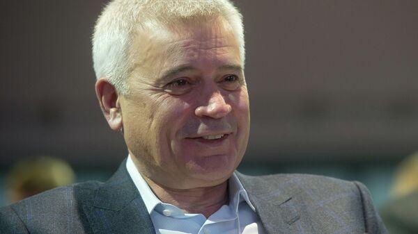 Президент ОАО Лукойл Вагит Алекперов, архивное фото