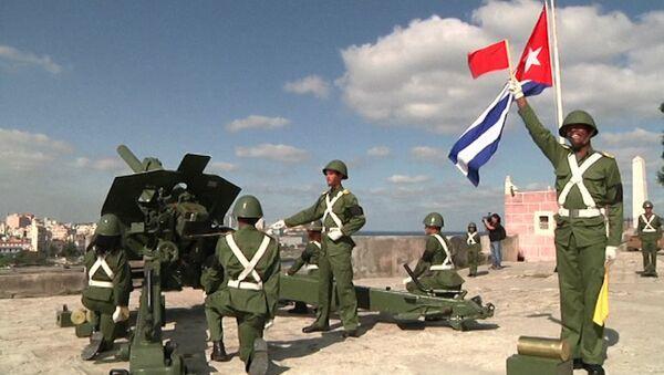 Прощание с Уго Чавесом: кадры из Каракаса и Гаваны