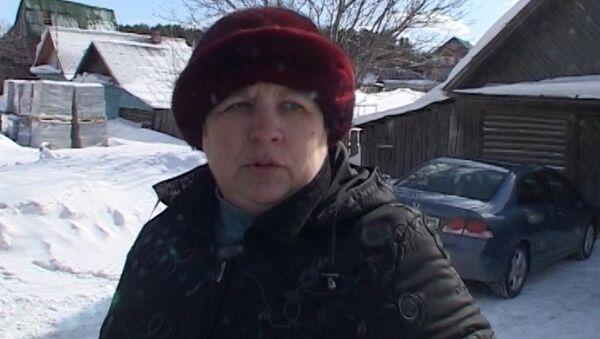 Меня подбросило – очевидец взрыва газа в доме в Свердловской области