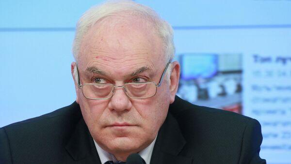 Главный онколог Москвы Анатолий Махсон