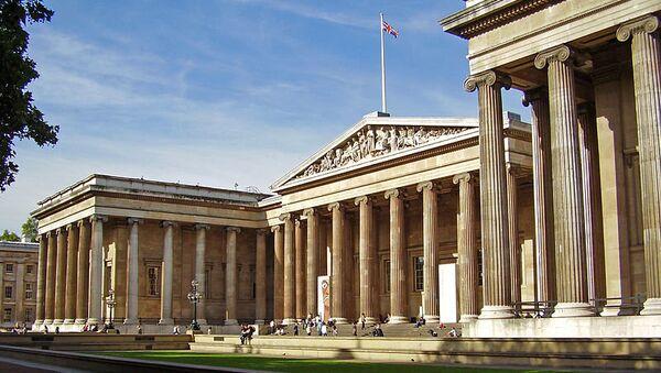 Британский музей в Лондоне. Архивное фото