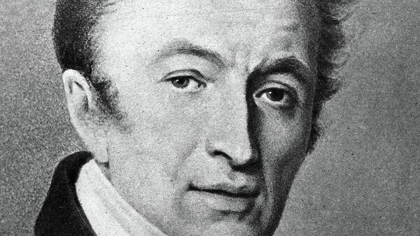Николай Карамзин. Архивное фото