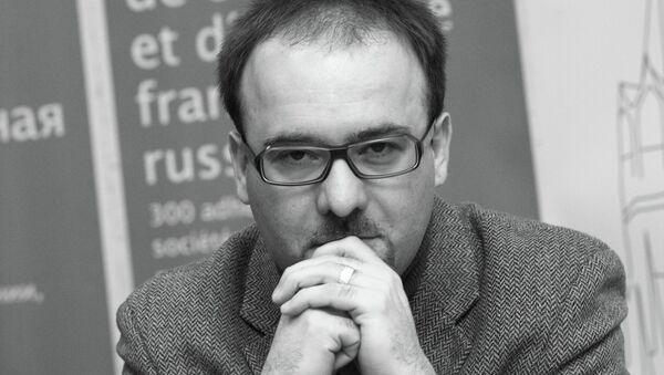 Арно Дюбьен. Архивное фото