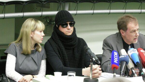 Пресс-конференция Сергея Филина