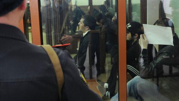 Вынесение приговора участникам массовой драки в Сагре