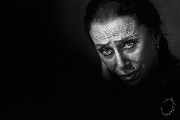 Российская балерина Майя Плисецкая. Фото Владимира Вяткина из серии Эхо Истории/Мировая культура в лицах.