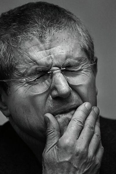 Французский режиссер Клод Лелюш. Фото Владимира Вяткина из серии Эхо Истории/Мировая культура в лицах.