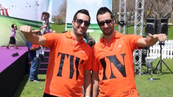 Фестиваль близнецов TwinPlus в городе Дубай