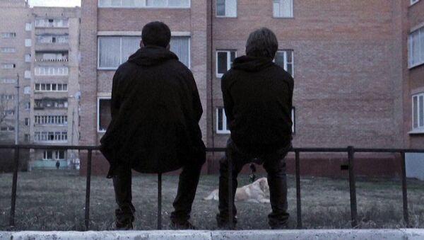 Кадр из фильма Собачий кайф