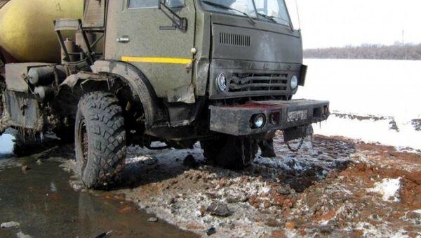 ДТП в Сорочинском районе Оренбургской области 26 марта 2013 года