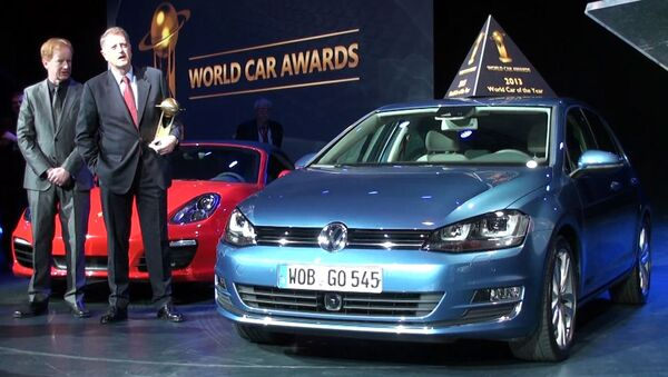 Авто среднего класса обошло дорогих конкурентов и стало лучшим в 2013 году