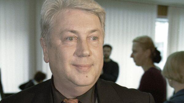 Артист эстрады Владимир Винокур. Архивное фото