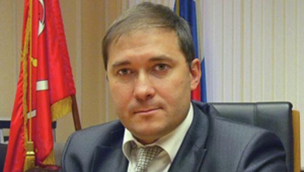 Первый заместитель главы Администрации Приморского района Санкт-Петербурга Вадим Моисеев