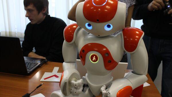 Робомарафон-2012 прошел в Томске в ТУСУРе