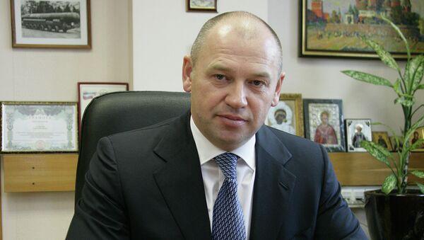 Начальник регионального Департамента ОАО Рособоронэспорт Сергей Ладыгин
