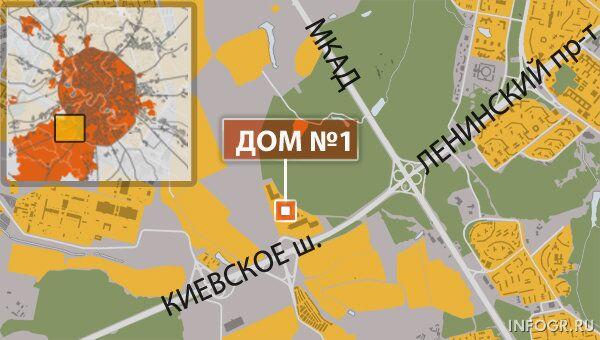 Московский бизнес-центр третий день эвакуируют из-за звонка о бомбе